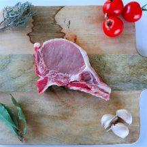 Côtelette de Porc Bio