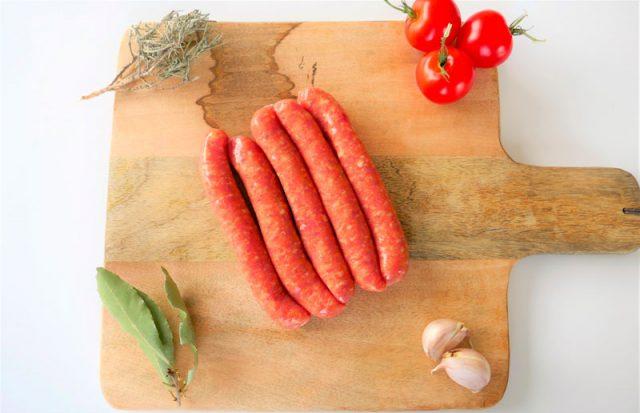 Chipolatas Chorizo